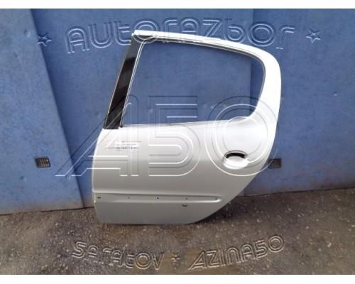 Дверь задняя левая Peugeot 206 1998-2012 (900678)