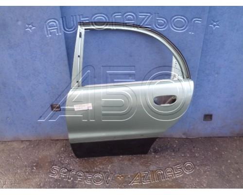 Дверь задняя левая Zaz Sens 2004- 2009 (96303928)