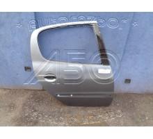 Дверь задняя правая Peugeot 206 1998-2012
