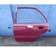 Дверь задняя левая Mitsubishi Colt 1992-1996