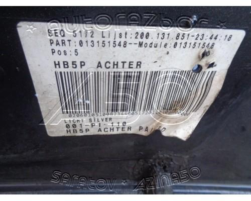 Бампер задний Opel Astra H / Family 2004-2015 (24460353)