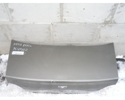 Крышка багажника Daewoo Nexia 1995-2016 (96169602)