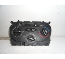 Блок управления отопителем Peugeot 206 1998-2012