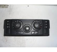 Блок управления климатической установкой Land Rover Discovery III 2005-2009
