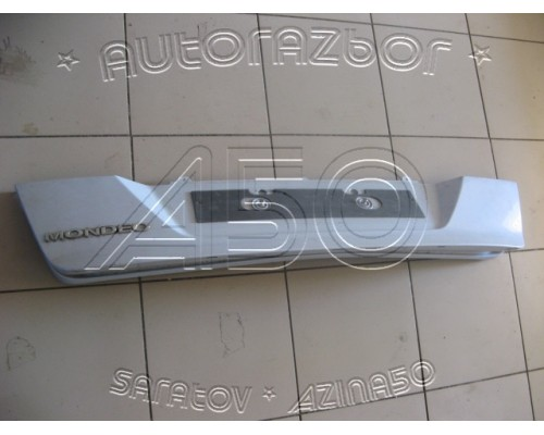 Накладка (кузов наружные) крышки багажника Ford Mondeo IV 2007-2015 (7S71A423A40A)