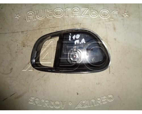 Накладка (кузов внутри) ручки внутренней Hyundai I10 2007-2013 (826110X0004X)
