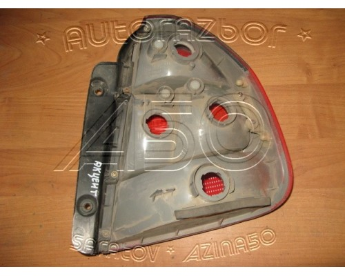 Фонарь задний Hyundai Accent II +ТАГАЗ 2000-2012 (9240125020)