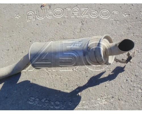 Глушитель UAZ Patriot (31622-1201010-11)