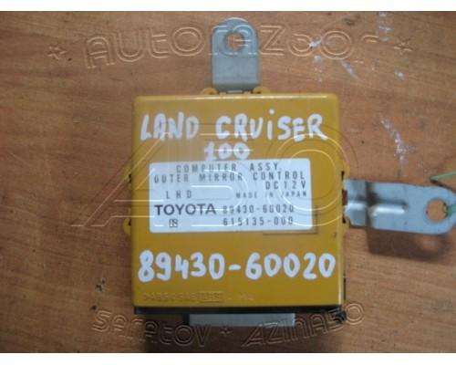 Блок управления зеркалами Toyota Land Cruiser (100) 1998-2007 (8943060020)