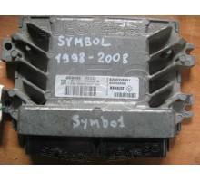 Блок управления двигателя Renault Symbol I 1998-2008