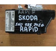 Блок электронный мультимедийный модуль Skoda Rapid 2013>
