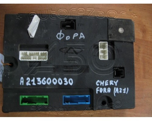 Блок комфорта Chery Fora (A21) 2006-2010 (A213600030)