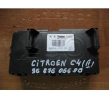 Блок управления отопителем Citroen C4 II 2011>