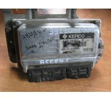 Блок управления двигателя Hyundai Accent II +ТАГАЗ 2000-2012
