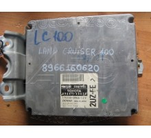 Блок управления двигателя Toyota Land Cruiser (100) 1998-2007