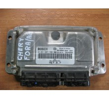 Блок управления двигателя Chery Fora (A21) 2006-2010